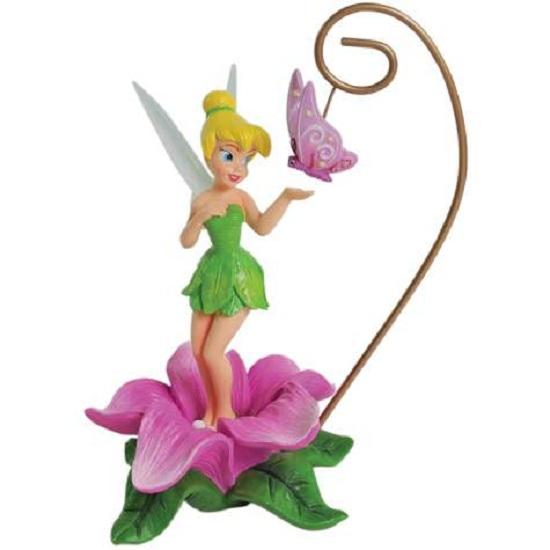 Tinker bell butterfly dangler disney peter pan figurine new 18540 tinkerbell ebay - Tinkerbell statues ...